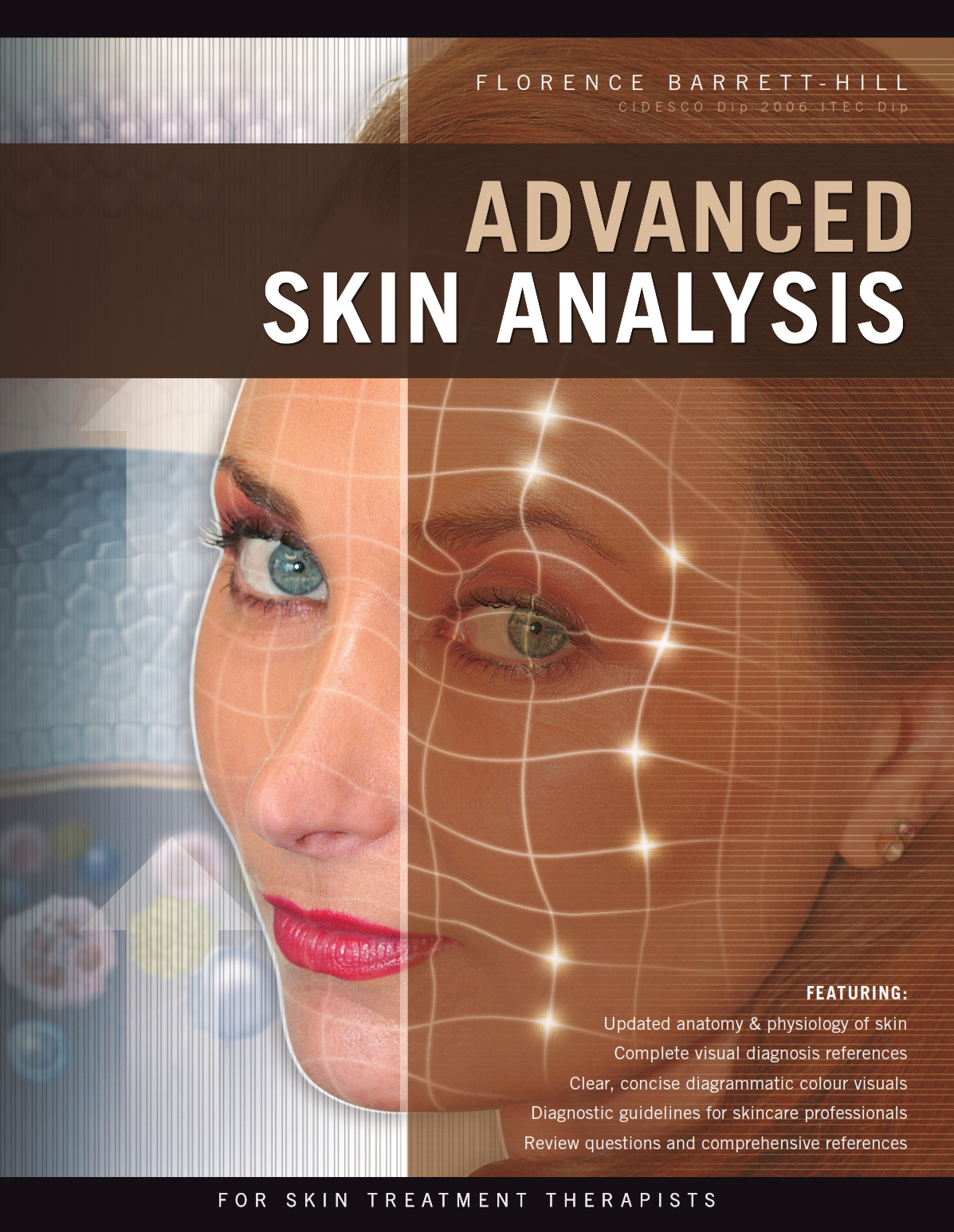 The leading skin analysis book available