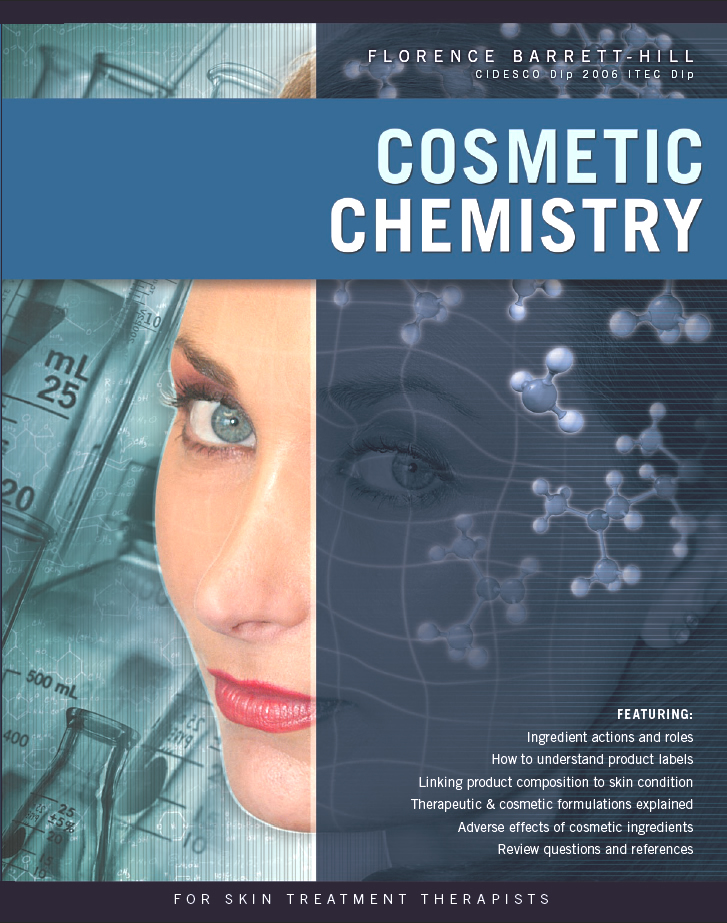 Cosmetic Chemistry book